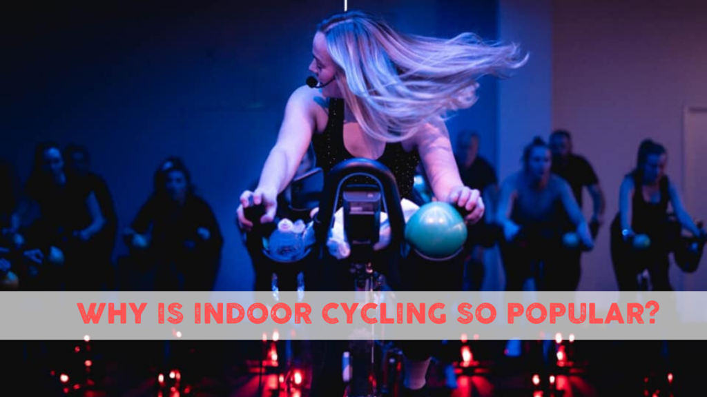 Why is indoor cycling so popular - blog LUNAR CYCLE STUDIO